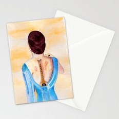 Be Careful Diana Stationery Cards