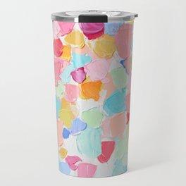 Amoebic Confetti No. 2 Travel Mug