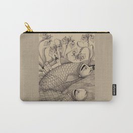 The Golden Fish (1) Carry-All Pouch