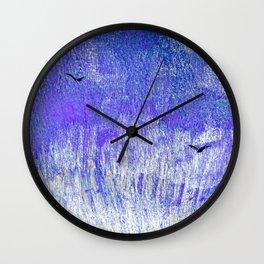 Fresh Air Wall Clock