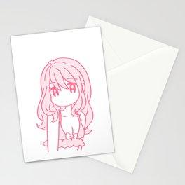 Dot & Line Stationery Cards