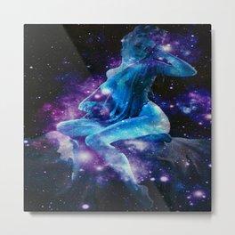 Celestial Body Metal Print