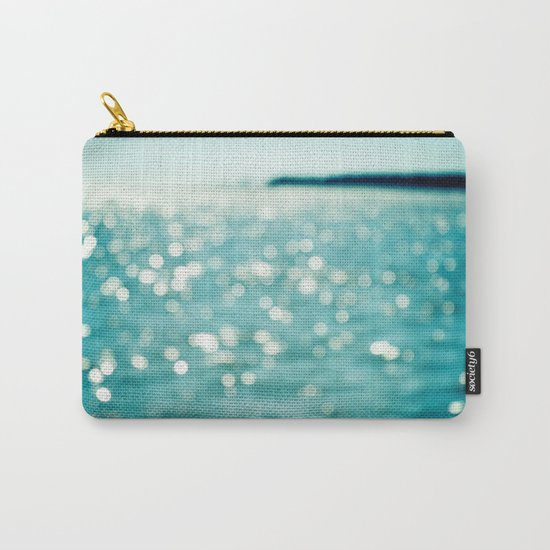 Sea Sparkle Carry-All Pouch