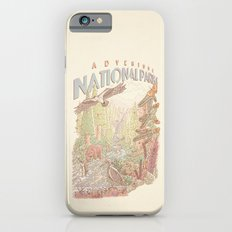 Adventure National Parks Slim Case iPhone 6s
