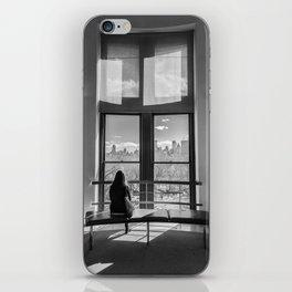 Ventana al mundo iPhone Skin