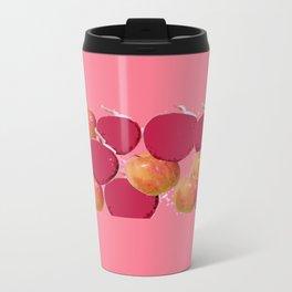 Apples Darling Metal Travel Mug