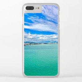 NhaTrang  Bay Clear iPhone Case
