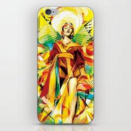 Golden Princess iPhone Skin