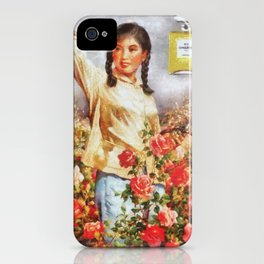 Chine nr. 5 iPhone Case