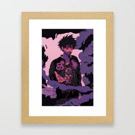 dabi Framed Art Print