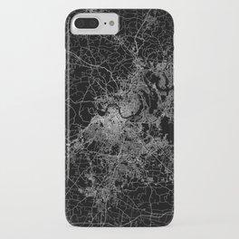 nashville map iPhone Case