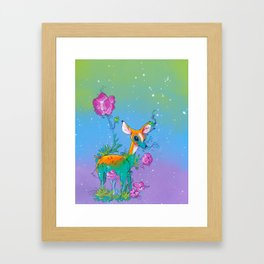 Fauna Framed Art Print