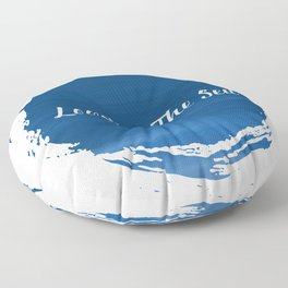 Lover of The Sea Floor Pillow