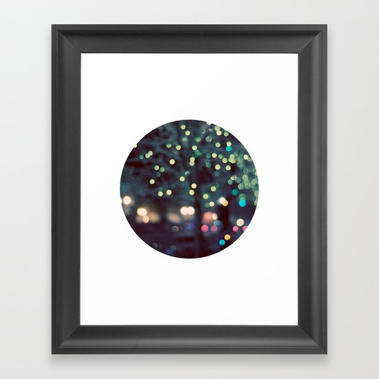Astral Framed Art Print