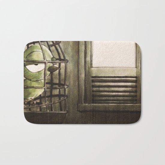 Le Samourai Bath Mat
