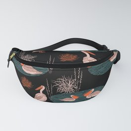 BIRDS IN PARADISE Fanny Pack