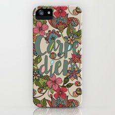 Carpe Diem iPhone SE Slim Case