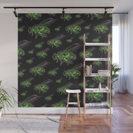 Housefly GHOST GREEN Wall Mural