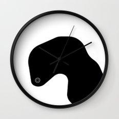 hugefleck Wall Clock