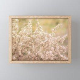 Romantic  Desert Broom Framed Mini Art Print