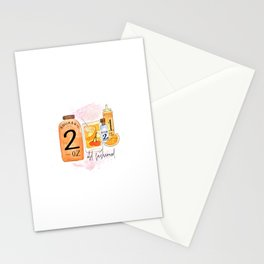 An Old Fashioned Cocktail Stationery Cards