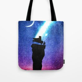 A Symphony for the Stars Tote Bag