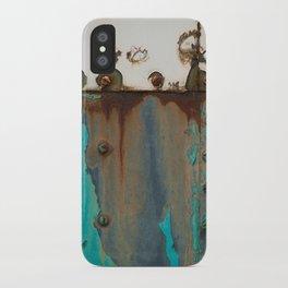 start of something iPhone Case
