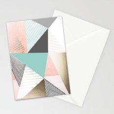Pastel sunrise Stationery Cards
