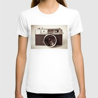 film T-shirts featuring Camera by Tuky Waingan