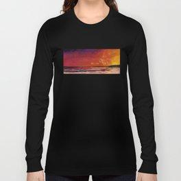 Sunrise-sunset Long Sleeve T-shirt
