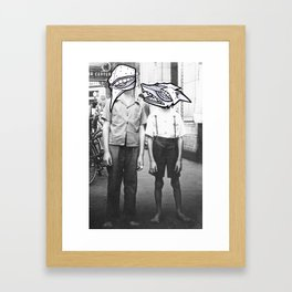 Stand By Me  Framed Art Print