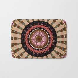 Some Other Mandala 206 Bath Mat