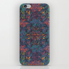 Glitching It (No. 2) iPhone & iPod Skin