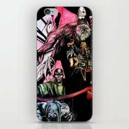 We Make Your Nightmare Come True iPhone Skin