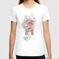 ariana grande T-shirts featuring Thinking by Ariana Perez