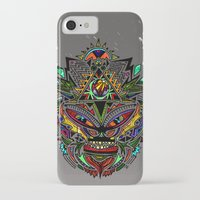 no face iPhone & iPod Cases featuring Face by Fortunate Tuna
