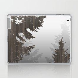 Norway Black Laptop & iPad Skin