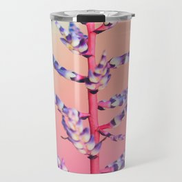 Rainbow Bromeliad Travel Mug