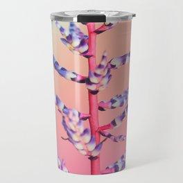 Rainbow Bromeliad Travel Mug