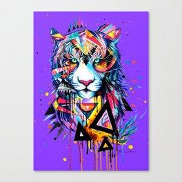-Tiger - Canvas Print