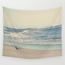 Chasing Breakfast Wall Tapestry