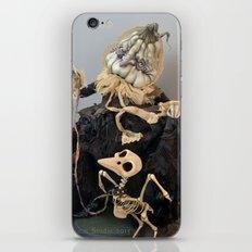 Rucus Studio Halloween Drucilla Fusspot iPhone & iPod Skin