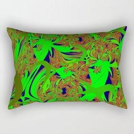 rain forest Rectangular Pillow