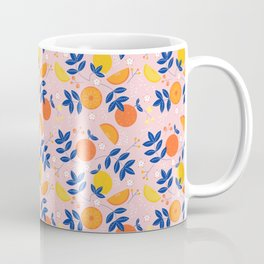 Summer is here- soft pattern Coffee Mug