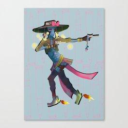 Sailor Bane Canvas Print