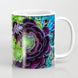 Green Fantasy by Lika Ramati Coffee Mug