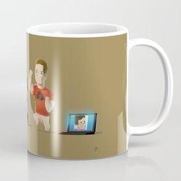 IG Lineup Coffee Mug
