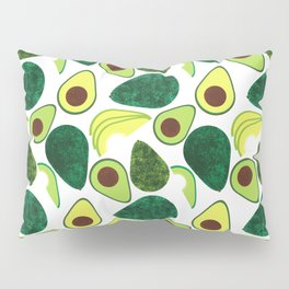 Avocados Pillow Sham