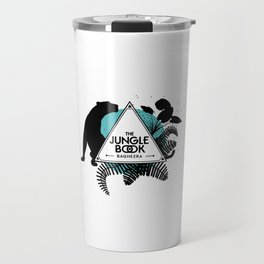 The jungle book - Bagheera panther Travel Mug