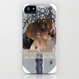 100 years of winter iPhone Case